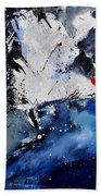 Abstract 6611401 Beach Towel