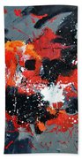 Abstract 6611403 Beach Towel