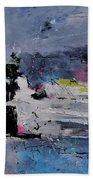 Abstract 6611602 Beach Towel