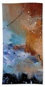 Abstract 684124 Beach Towel