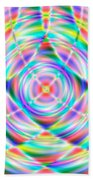 Abstract 722 Beach Towel