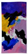 Abstract 760170 Beach Towel