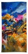 Abstract 7808082 Beach Towel
