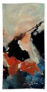 Abstract 88012090 Beach Towel