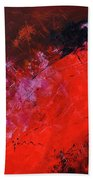 Abstract 88113013 Beach Towel