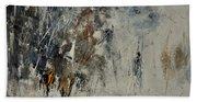 Abstract 8821207 Beach Towel