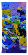 Abstract 8861012 Beach Towel