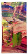 Abstract 9096 Beach Towel