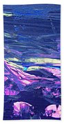 Abstract 9097 Beach Towel