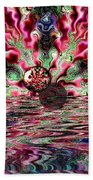 Abstract 93016.1 Beach Towel