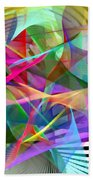 Abstract 9488 Beach Towel