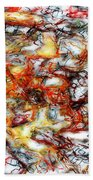 Abstract 9591 Beach Towel