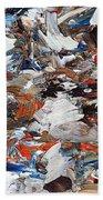 Abstract 971 Beach Towel