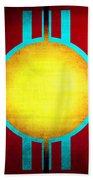 Abstract 98 Beach Towel