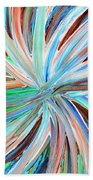Abstract A331716 Beach Towel