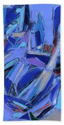 Abstract Art Twenty-four Beach Towel