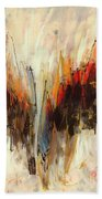 Abstract Art Twenty-one Beach Towel