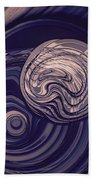 Abstract Bubbles Beach Towel