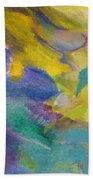 Abstract Close Up 13 Beach Towel