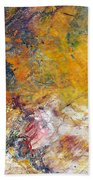Abstract Composite Beach Towel