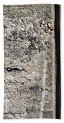 Abstract Concrete 16 Beach Towel