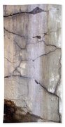 Abstract Concrete 2 Beach Towel