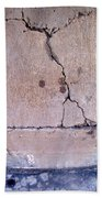 Abstract Concrete 3 Beach Towel