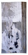 Abstract Concrete 6 Beach Towel