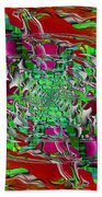 Abstract Cubed 275 Beach Towel