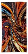 Abstract Delight Beach Towel
