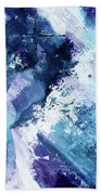 Abstract Division - 72t02 Beach Towel