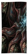 Abstract Fractal 050810 Beach Towel
