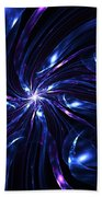 Abstract Fractal 051910 Beach Towel
