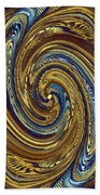 Abstract Fusion 272 Beach Towel