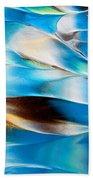 Abstract L1015al Beach Towel