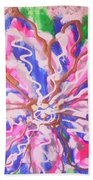 Abstract Nr 51 Beach Towel
