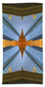 Abstract Photomontage N131v1 Dsc0965  Beach Towel