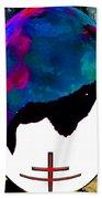 Abstract Religion 2a Beach Sheet