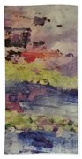 Abstract Series Dreaming Beach Towel