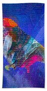 Abstract Series Jl312116 Beach Towel