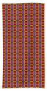 Abstract Square 16 Beach Towel