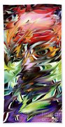 Abstract Thought Beach Towel