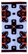 Abstract Thoughts Beach Towel
