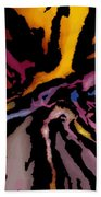 Abstract309g Beach Towel