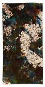 Abstract.3740 Beach Towel