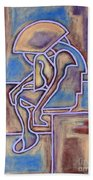 Abstraction 153 Beach Towel