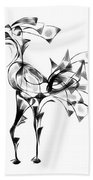 Abstraction 1810 Beach Towel
