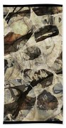 Abstraction 2323 Beach Towel