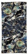 Abstraction 2326 Beach Towel
