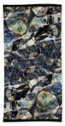 Abstraction 2327 Beach Towel